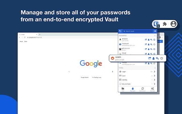 BitWarden - 免费密码管理器的使用截图[1]