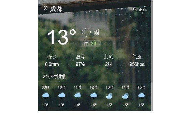 China Weather 中国天气预报的使用截图[4]