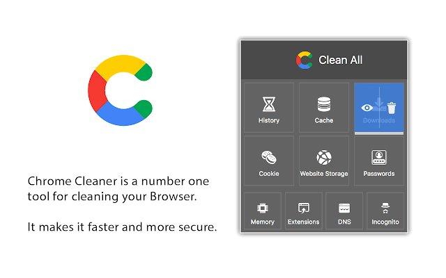 Chrome Cleaner的使用截图[1]
