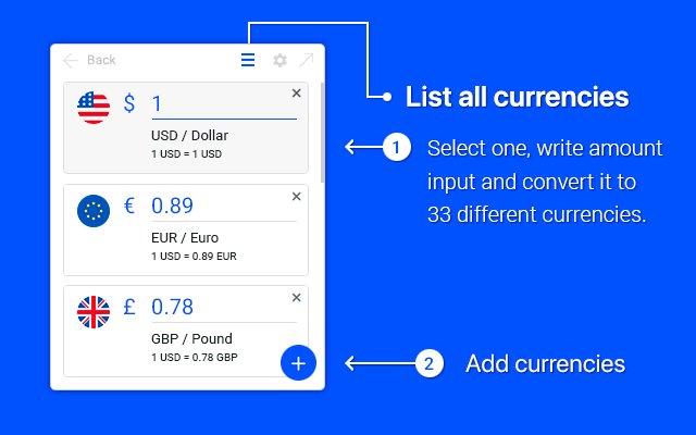 货币转换器的使用截图[9]