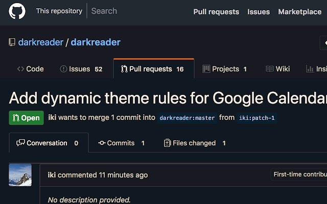 Dark Reader的使用截图[1]
