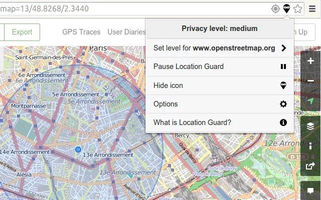 Location Guard的使用截图[1]