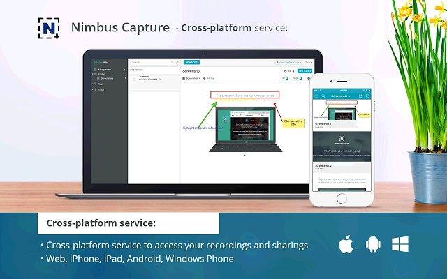 Nimbus Screenshot 截屏录像的使用截图[3]