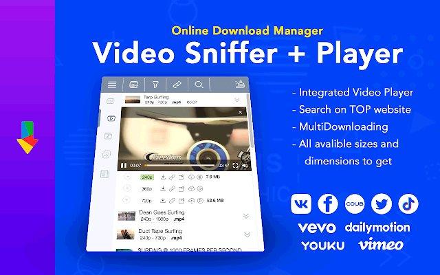 Online Download Manager 下载管理器的使用截图[1]