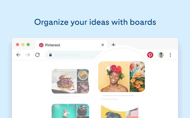 Pinterest 收藏按钮的使用截图[2]