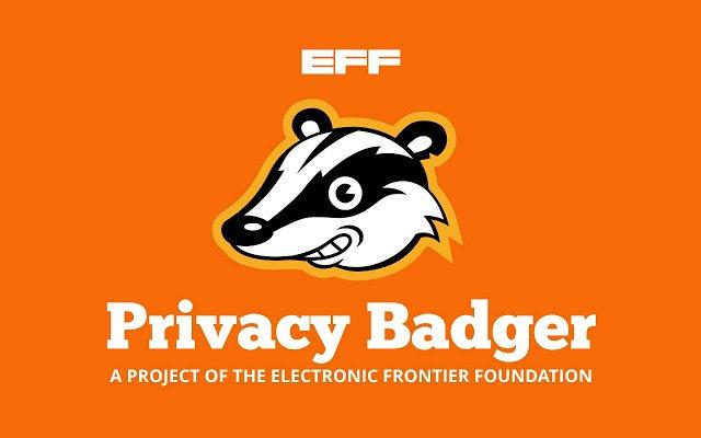Privacy Badger 隐私獾的使用截图[1]