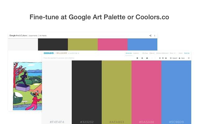 Site Palette 提取配色的使用截图[1]
