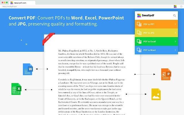 Smallpdf PDF工具的使用截图[5]