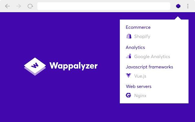 Wappalyzer的使用截图[1]