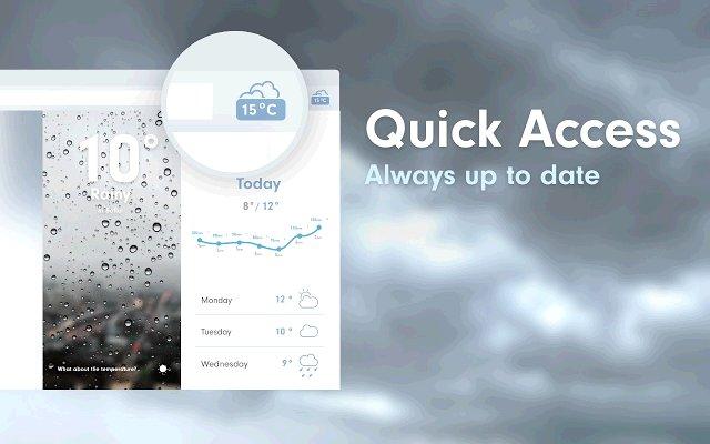 Weather 天气的使用截图[2]
