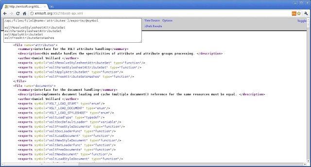 XML Tree的使用截图[1]