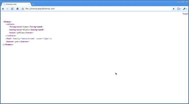 XML Tree的使用截图[4]