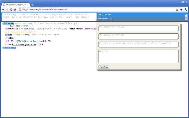 XML Tree的使用截图[2]